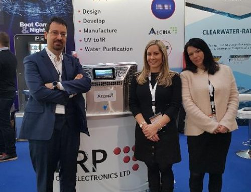 Exhibition News 2019 – PRP Optoelectronics Ltd