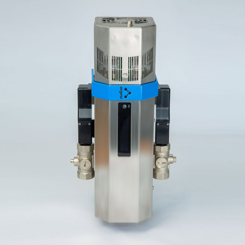 Aegina-pure water purification system using LED UVC by PRP Optoelectronics Ltd