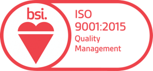 The company and its systems undergo regular third party inspections and assessment by the British Standards Institute (BSI)