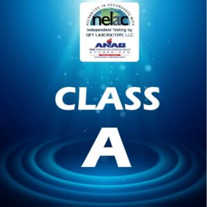 Class A Independently tested