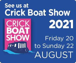 Crick Boat Show 2021