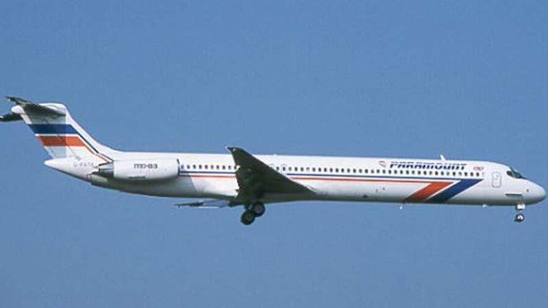 McDonnell Douglas MD80/90