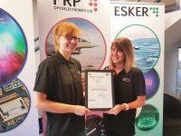 Awarded BSI Certificate
