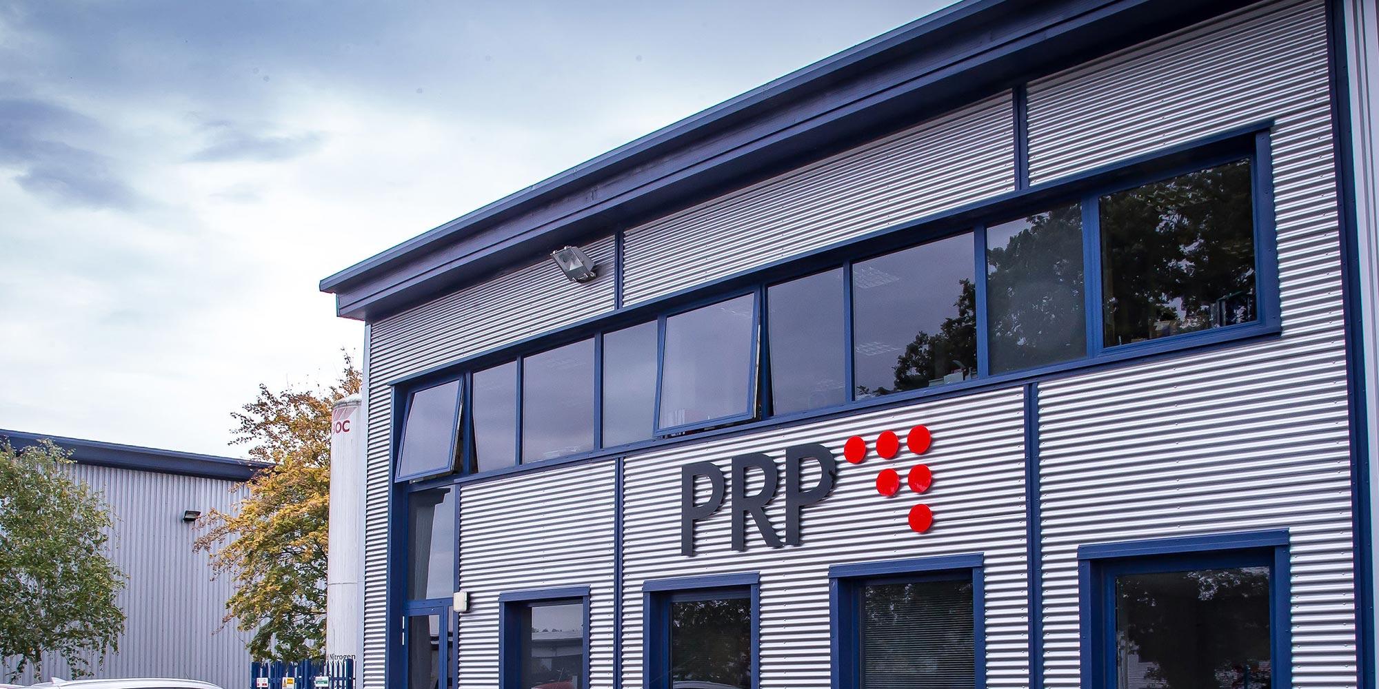 PRP Optoelectronics premises, Swindon