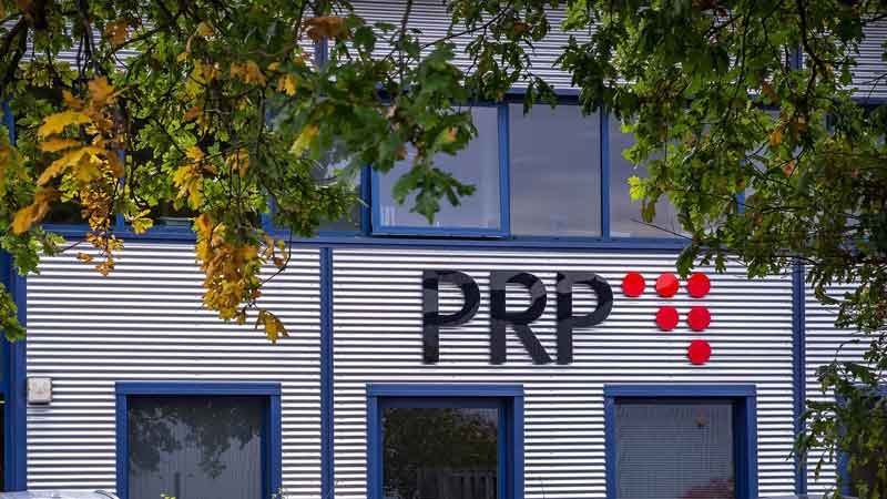 PRP Optoelectronics premises, Swindon